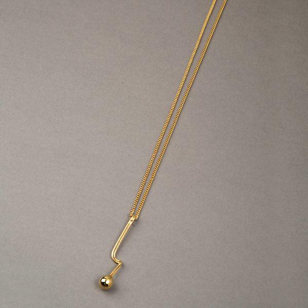 Constelación - aretes de plata 925 con baño de oro de 18k